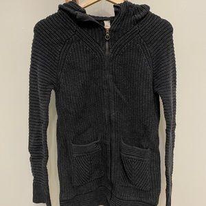 Dark Grey Knit Ivivva Sweater